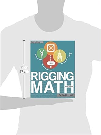 Rigging Math Made Simple, Third Edition outlet