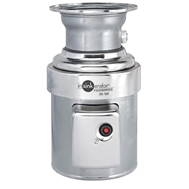 Insinkerator SS-100-28 Standard Capacity Commercial Waste Disposer