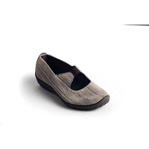 Arcopedico 4671 Leina Chaussures Femmes Chaussures Gris Sorrento