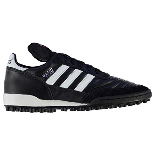 Shoes Team Sport Black 47 5 Boots Turf White Mundial Mens Football Up Astro Trainers UK 12 Lace adidas 8wzEqT
