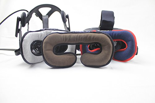 Video Games : Oculus EyePillow, Blue