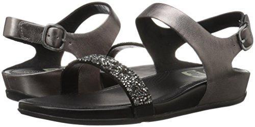 FitFlop - Women's Banda Roxy Dress Sandal - FitFlop Choose SZ/color d5d4bb