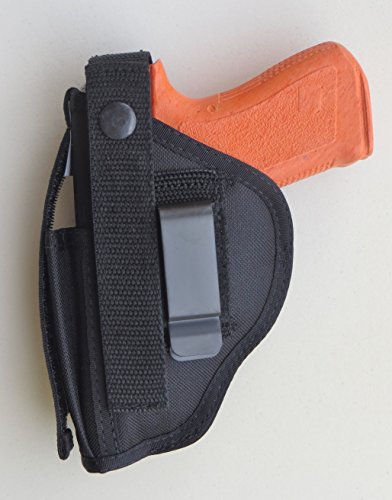 Holster for Glock 42 with Built-in Extra Magazine Pouch
