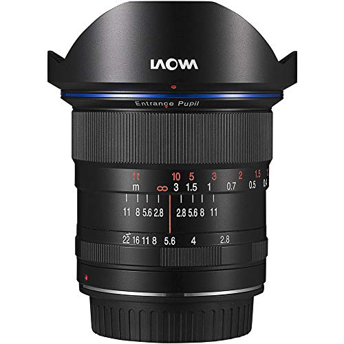 Venus Optics Laowa 12mm f/2.8 Zero-D Lens for Nikon Z