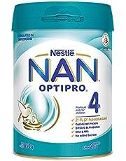 Nestlé NAN Optipro 4 Can Top, 850 Grams