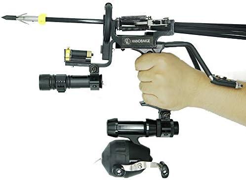 High Velocity Folding Wrist Hunting Sling Shot
