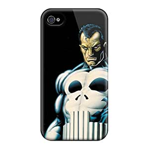 Shockproof Hard Phone Cover For Iphone 6plus (NEr14788cDmv) Allow Personal Design High-definition Punisher Pattern