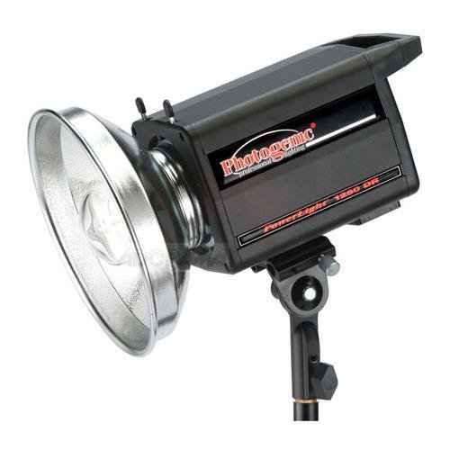 (Photogenic PL1250DR 500ws PL2 Series Powerlight with Digital Display)
