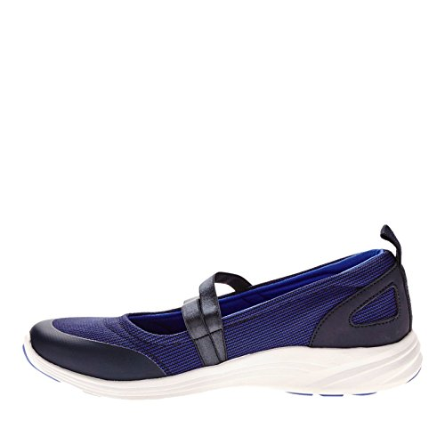 Vionic Womens Agile Opal Slip On Navy Size 6