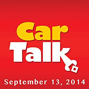 Car Talk, The Twin Schwinn Blowout, September 13, 2014 Radio/TV Program