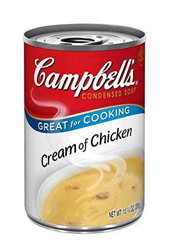 Campbell's Cream of Chicken Soup 10.5 ounce  ( 4 pack )
