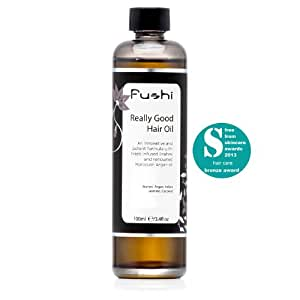 Fushi Really Good Hair Oil 100ml For boosting shine and growth for all hair types