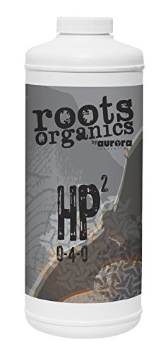 - Roots Organics HP2 Liquid Bat Guano Fertilizer, 1 Quart