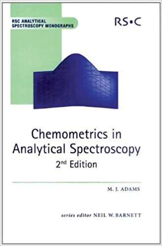 Chemometrics in analytical spectroscopy free download