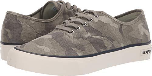 (SeaVees Men's Legend Sneaker Saltwash, sage camo, 9 M US)