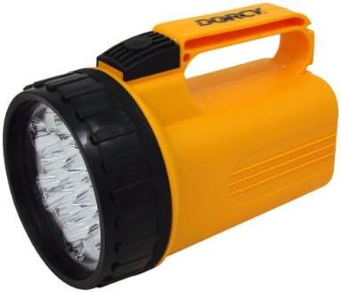 Dorcy 41-4254 DEL Bleu Lampe de poche avec Optique lentille