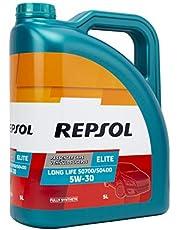 Repsol Motorolie Elite Long Life, 50700/50400 5W30, 5L
