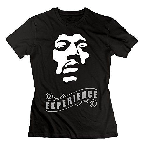 Hendrix Halloween Costume (Fashion The Jimi Hendrix Experience-Hey Joe Stencil Tshirts For Woman)