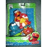 : Fisher-Price Sesame Street Elmo Squirt Pals Pack of 3