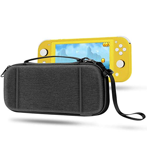 Compatible with Switch Lite Case EVA Protective Carrying Case for Switch Lite Cover Video Game Accessories for Nintendo…