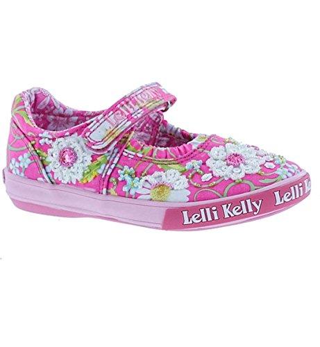(Lelli Kelly Kids Girls Lk9124 Fashion Mary Jane Shoes,Fuchsia Fantasy,31 )