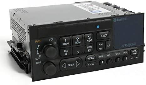 95–05GMC Chevyシボレー車トラックvan AM FMラジオW Bluetooth音楽ストリーミング