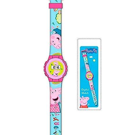 Reloj pulsera Peppa Pig digital