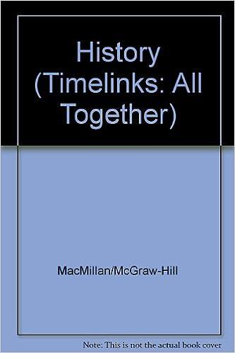 How To Make Every Grade More Like >> Amazon Com Timelinks First Grade Unit 3 Big Book Older