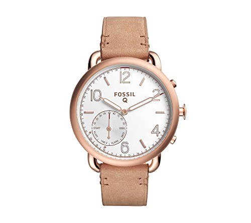Fossil Hybrid Smartwatch – Q Tailor Light Brown Leather