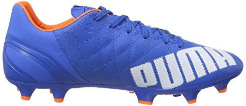 Fußballschuhe Electric Blue Clown 4 Herren Blau orange LTH Fish Lemonade Puma 3 03 FG Evospeed white 1wA8YqR