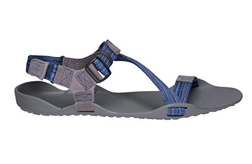 Xero Chaussures Sandale Minimaliste Z-trek - Sandales De Randonnée Pieds Nus, Trail, Running Sport - Mens Multi-blue
