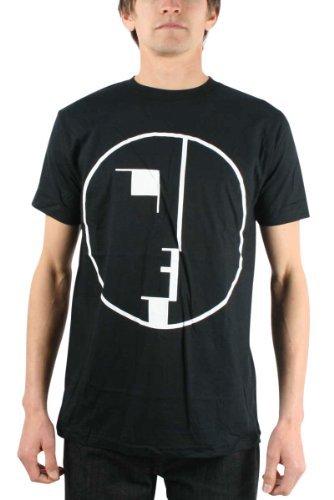 Bauhaus Band (Bauhaus Men's Logo T Shirt - X-Large, Black)