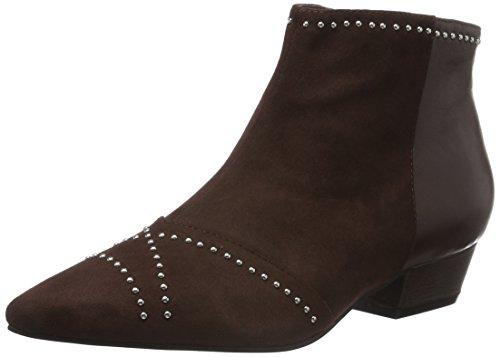 Rivet Boot, Zapatillas de Estar por Casa para Mujer, Negro (Black), 36 EU Sofie Schnoor