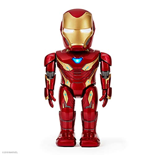 UBTECH Marvel Avengers: Endgame Iron Man Mk50 Robot (Best Iron Man Game For Android)