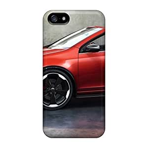 New Volkswagen Golf Tpu Case Cover, Anti-scratch 6Plus Phone Case For Iphone 5/5s