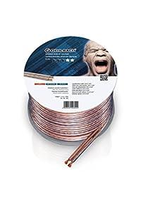 Oehlbach Speaker Wire SP-40 Lautsprecherkabel 2 x 4 mm² – Sehr ...