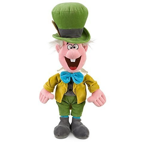 Disney Mad Hatter Plush -- 18'' ()