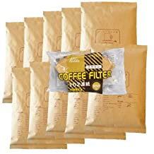 "Carita 102 coffee filter 2 to 4 people for 100 pieces ""clear stream Nagara"" 5kg 500 cups to 700 cups [meal] coffee beans / medium roasted"