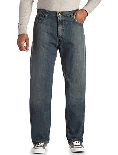 (Levi's Men's 559 Relaxed Straight Fit Jean - 38W x 38L - Sub Zero)
