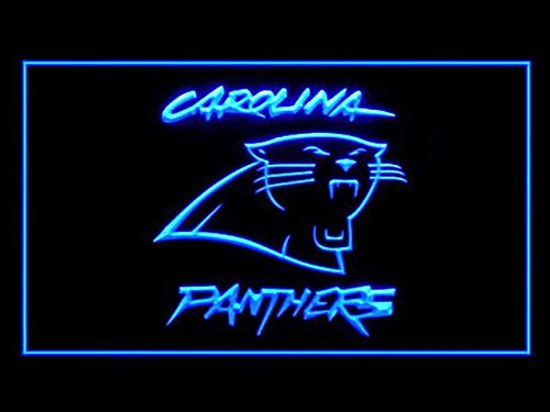 Carolina Panthers Led Light Sign Carolina Panthers Neon Sign