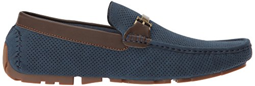 Tommy Hilfiger Men's ALVINS Shoe, Navy, 10 Medium US
