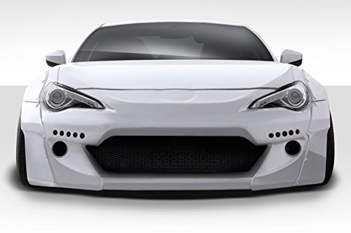 Duraflex ED-TVO-307 GT500 V2 Front Bumper - 1 Piece Body Kit - Fits Scion FRS 2013-2018