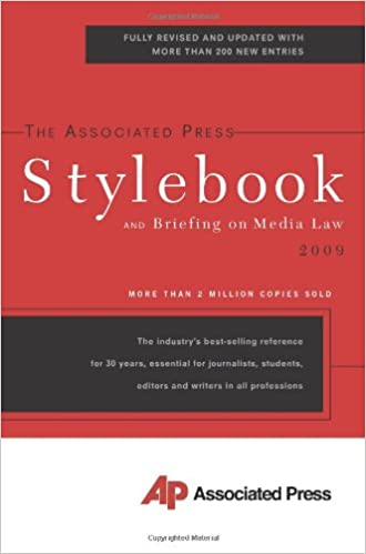What is AP (Associated Press) style writing?