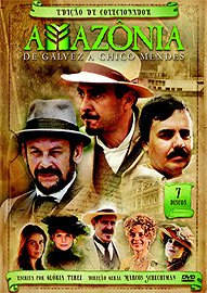 Minissérie Amazônia - Box 07 dvds. by