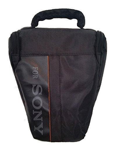Price comparison product image TechCare ''Ultra Light'' Camera Case Bag,  Sony Alpha 7 II bag,  Sony SLT-A77 II bag,  Sony Alpha 7S bag,  Sony Cyber-shot DSC-H400 bag,  Sony Cyber-shot DSC-H300 bag,  Sony Cyber-shot DSC-RX10 II bag,  Sony DSLR Camera bag