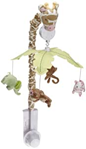 Carter's Jungle Jill Musical Mobile (Discontinued by Manufacturer)