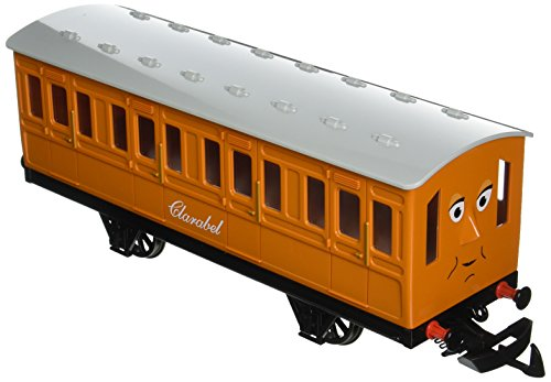 (Bachmann Industries Thomas & Friends - Clarabel Coach - Large G Scale Rolling Stock)