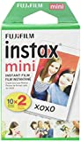 Fujifilm Instax Mini Instant Film, 10 Sheets×5 Pack(Total 50 Shoots): more info