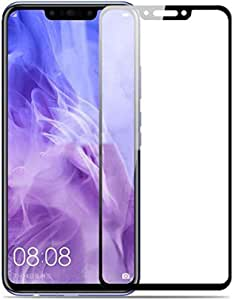 Huawei Nova 3 Full Coverage 9H Hardness 5D Tempered Glass Screen Protector