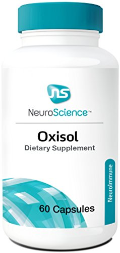 NeuroScience Oxisol with Alpha Lipoic Acid & L Methionine, 60 Capsules